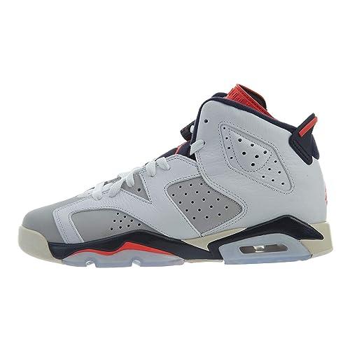 promo code 577ca 368a0 Jordan Air 6 Retro (gs) Big Kids 384665-104 Size 4