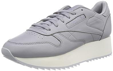 05bcf03438fc1 Reebok Women  s Classic Leather Low-Top Sneakers