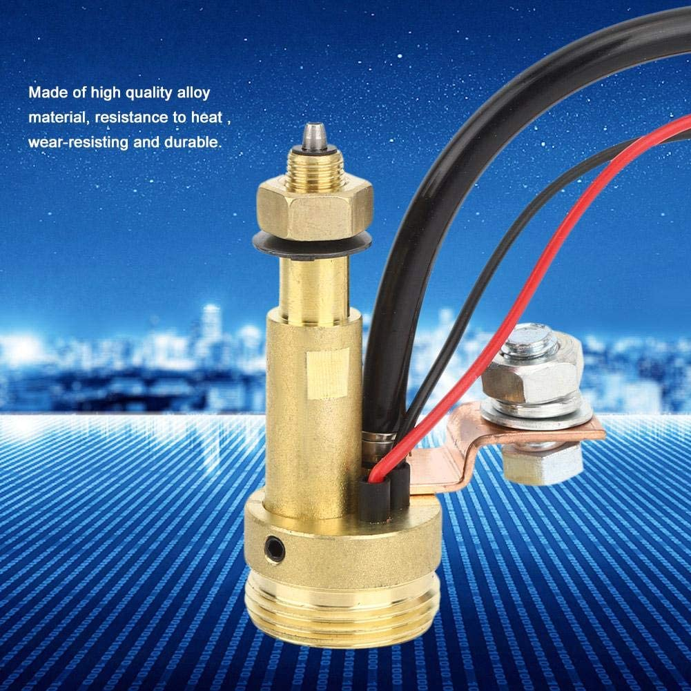 Simple to Use Welding Torch Adaptor Welding Connector Kit High Accuracy for Good Power Transmission MIG Welding Machine