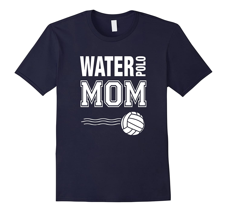 Water Polo Mom Novelty T Shirt-T-Shirt