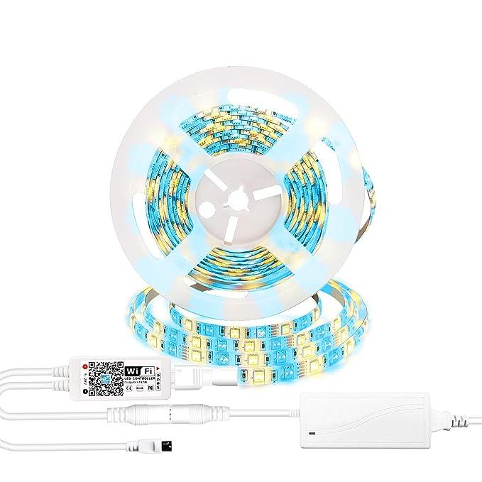 Review AEGOOL Smart RGBW LED