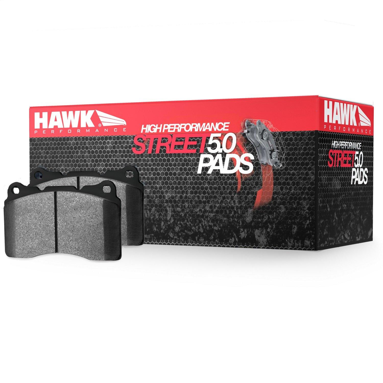 Hawk Performance HB711B.661 Disc Brake Pad HPS 5.0 w/0.661 Thickness Disc Brake Pad