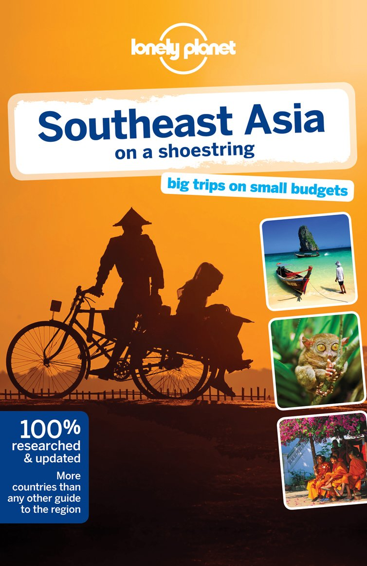 Lonely Planet Southeast shoestring Travel