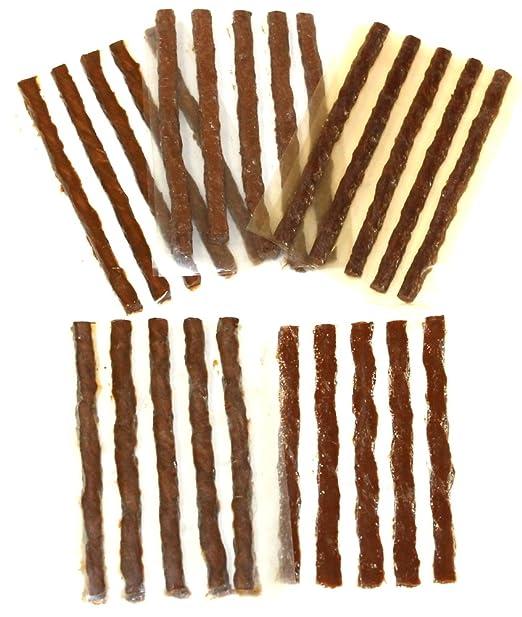 12 opinioni per Aerzetix- 25 x strisce kit riparazione foratura ripara gomme pneumatici tubeless