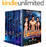 The Brunswick Academy: Paranormal Romance Collection
