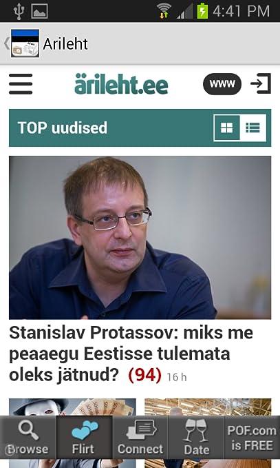 Amazon com: Estonia Radio News: Appstore for Android