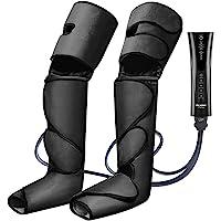 FIT KING masajeador de pies y piernas para circulación y relajación con controlador de mano 3 modos 3 intensidades FT…