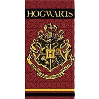 Wizarding World Toalla de Baño Playa Piscina Harry Potter Howgarts 140 x 70 cm