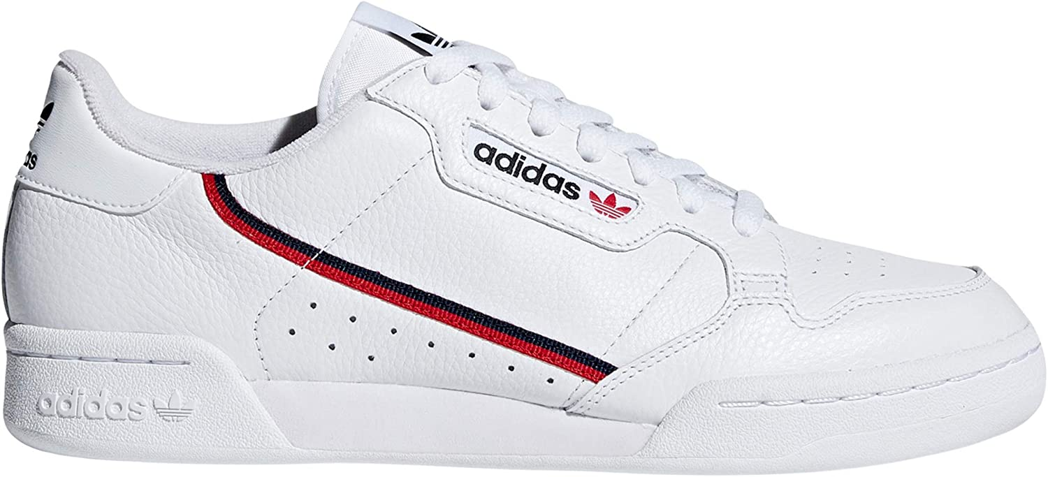 adidas Continental 80 Blancas, Zapatillas Deportivas para Mujer. Sneaker. Tennis Originals Authentic