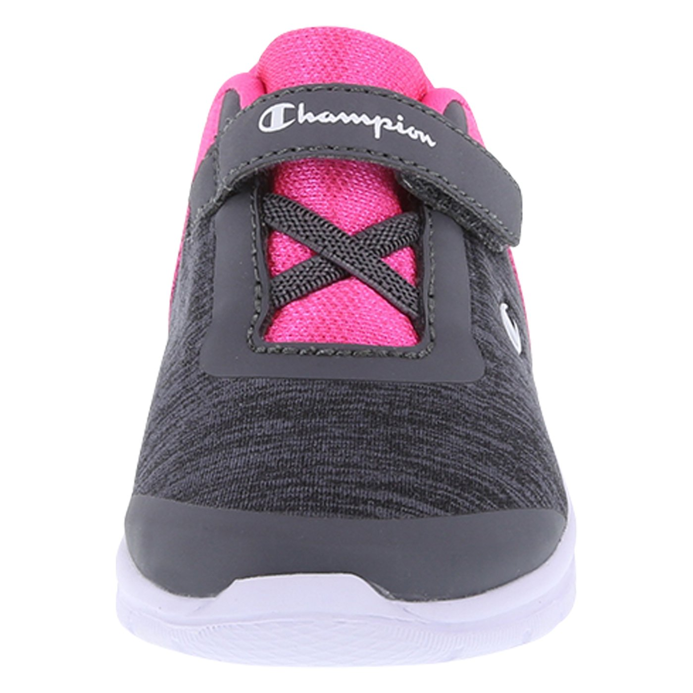 b809ab6aa59f1f ... Amazon.com Champion Grey Pink Girls Infant Performance Gusto Cross  Trainer 2 Wide Shoes exquisite ...