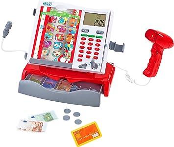 WA Toy 38253 Caja registradora , color/modelo surtido: Amazon.es: Juguetes y juegos