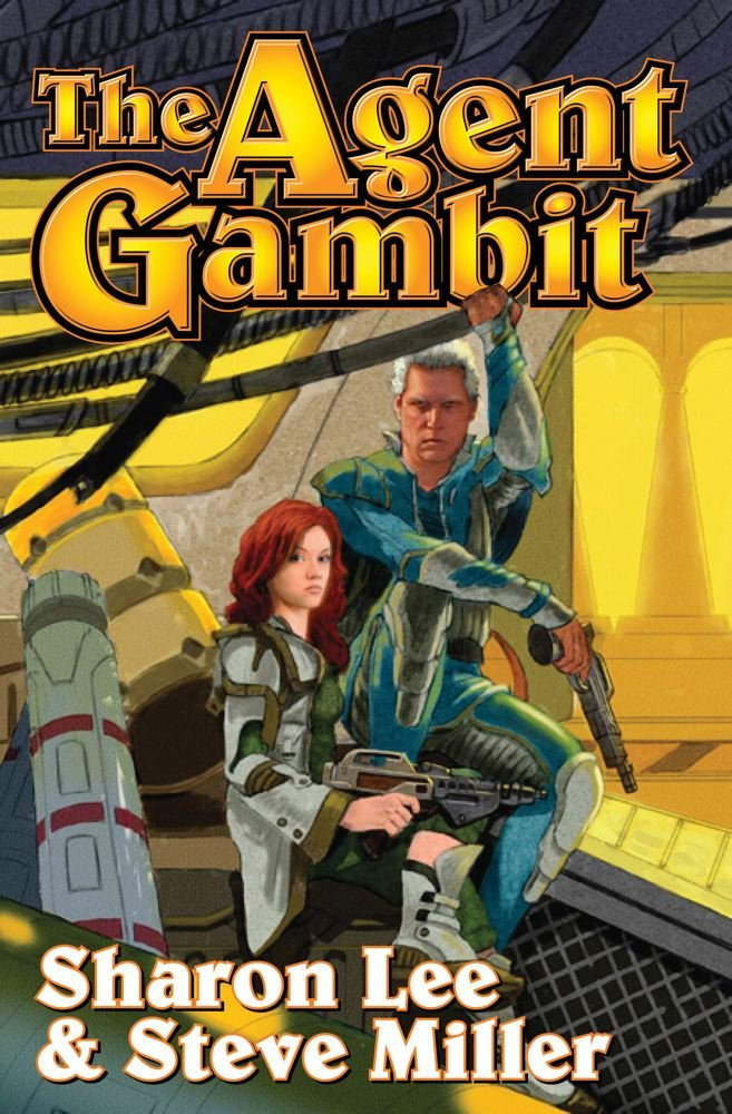 Read Online The Agent Gambit (Liaden Universe®) ebook