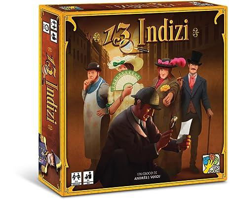 Amazon.com: DV Games dvg9330 – 13 Clues, Board Game of ...