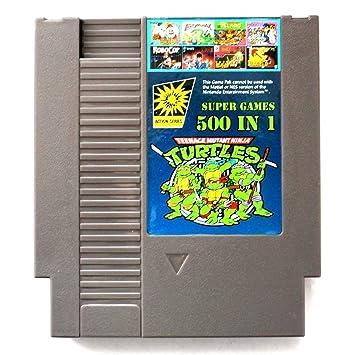 Amazon.es: MXECO 500 en 1 para Nintend NES Classic Super ...