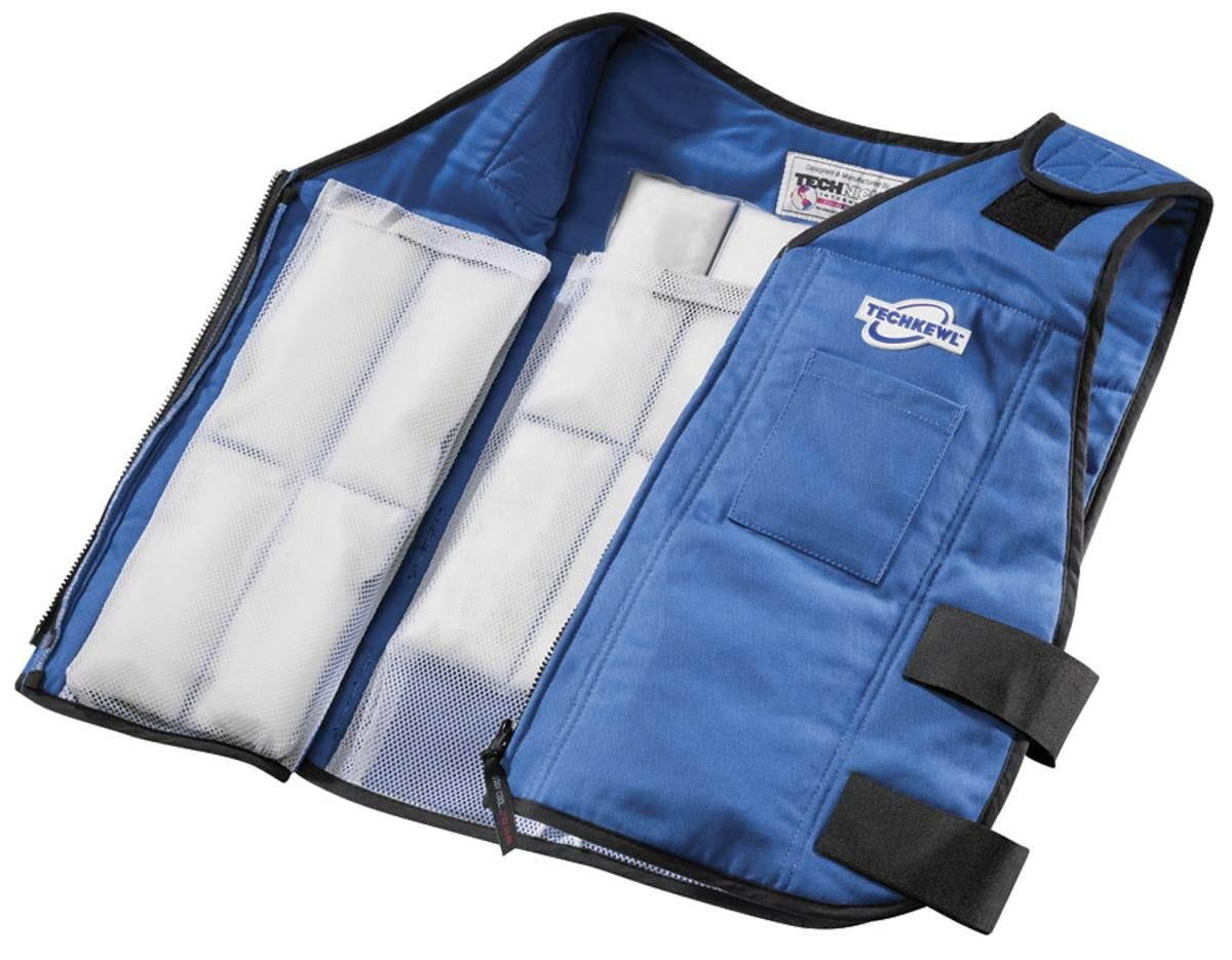 TechKewl 6626-RB-XXL Phase Change Cooling Vest by TechKewl (Image #2)