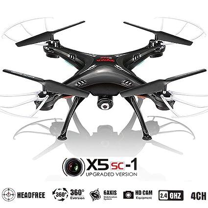 Amazon Com Kiitoys Drone With Camera For Sale X5sc Quadcopter Rc