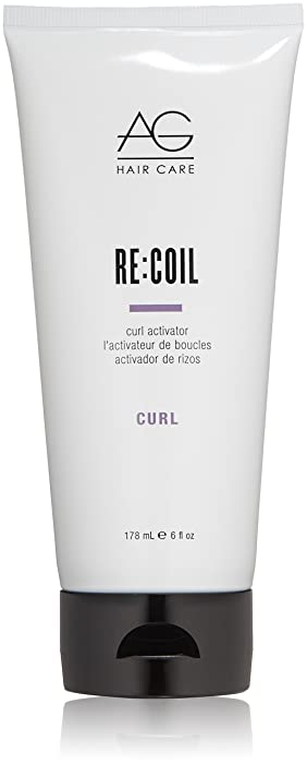 AG Hair Curl Re:coil Curl Activator, 6 Fl Oz