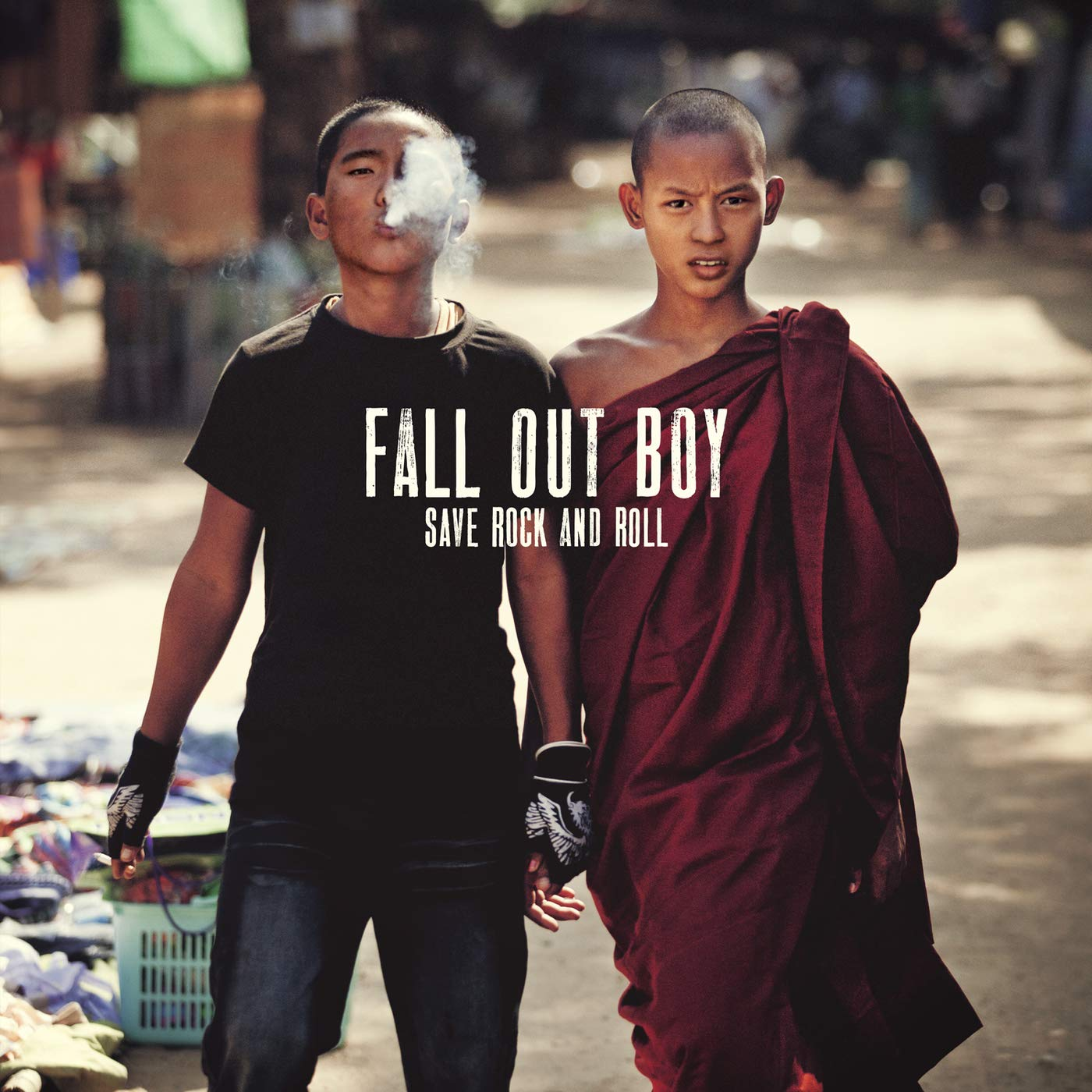 fall out boy save rock and roll album free download