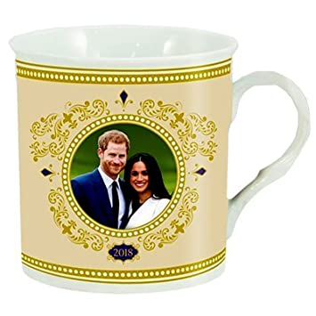 China Prince Fine Commemorative Markle Mug Wedding Meghan Royal May Elgate Harryamp; 19th Hrh 2018 dxBeWQrCoE