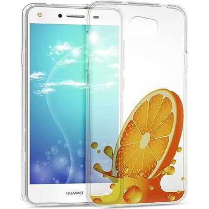 Funda Huawei Y5 II, Carcasa Huawei Y5 II, ikasus [Ultra Slim ...