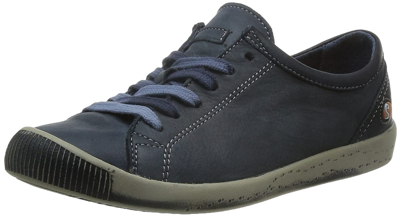 Softinos Women's Isla Sneaker B00NTXRHNS 41 (US Women's 10.0 - 10.5) B(M) US|Navy