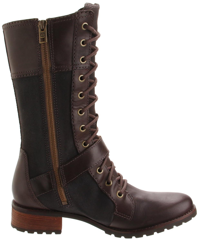 Amazon.com | Timberland Women's 26639 Bethel Buckle Knee-High Boot |  Mid-Calf