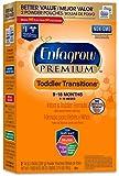 Enfagrow PREMIUM Toddler Transitions Formula Powder, 28 Ounce Box