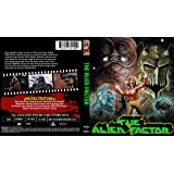 THE ALIEN FACTOR Special Edition Blu Ray