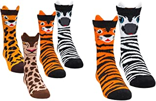 6 Pack children's socks, 80% Cotton