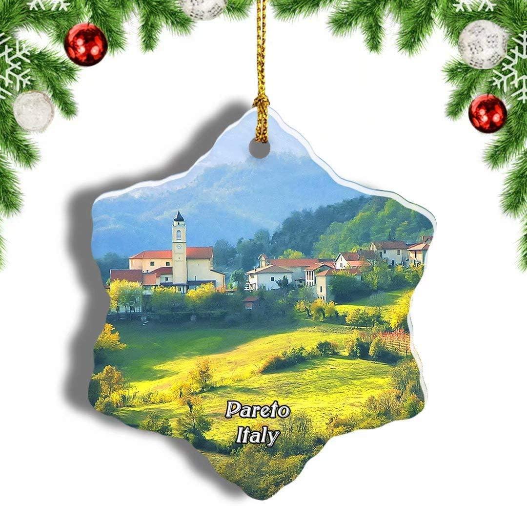 VinMea Xmas Decorative Hanging Ornament for Christmas Tree Long Beach Island Nj LBI Christmas Ornament
