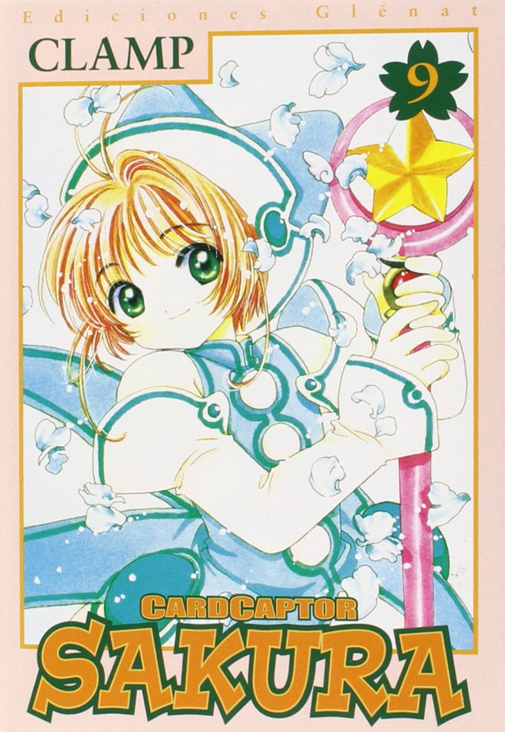Amazon.com: Cardcaptor Sakura 9 (Spanish Edition ...