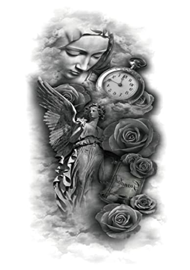 751f91573 Amazon.com: rose clock prayer large 8.25