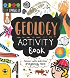 STEM Starters for Kids Geology Activity Book: Packed with Activities and Geology Facts