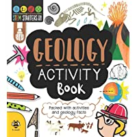 Geology Activity Book: Packed With Activities and Geology Facts