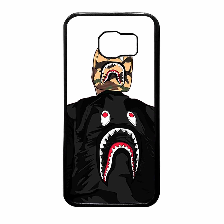 best website ab504 9dbc6 Bhating Ape Bape Case Samsung Galaxy S7 Edge S2B5KJ: Amazon.co.uk ...