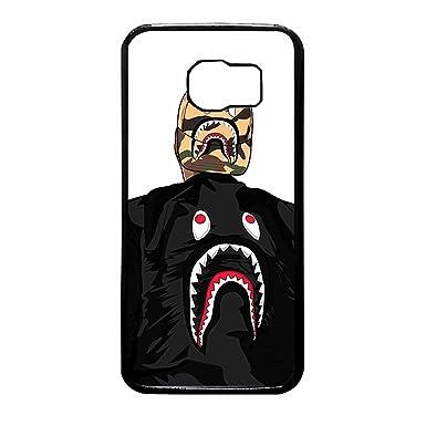 best website fb940 6bff4 Bhating Ape Bape Case Samsung Galaxy S7 Edge S2B5KJ: Amazon.co.uk ...