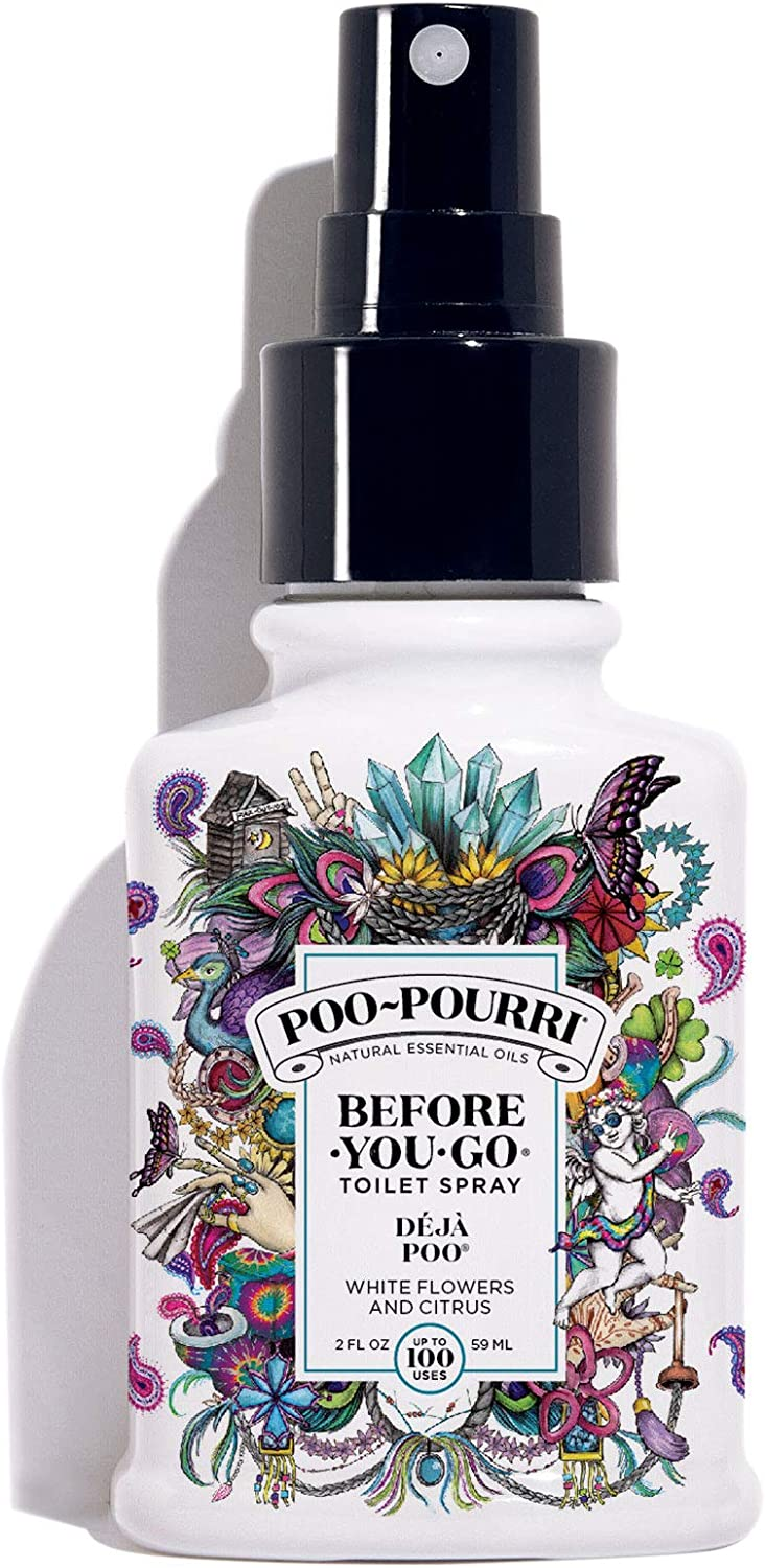 Poo-Pourri Before-You-Go Toilet Spray, Deja Poo Scent, 2 oz