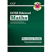 New GCSE Maths Edexcel Revision Guide: Foundation inc Online Edition, Videos & Quizzes
