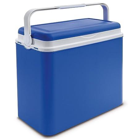 Nevera portátil grande y aislada de 24 litros de capacidad + 2 ...