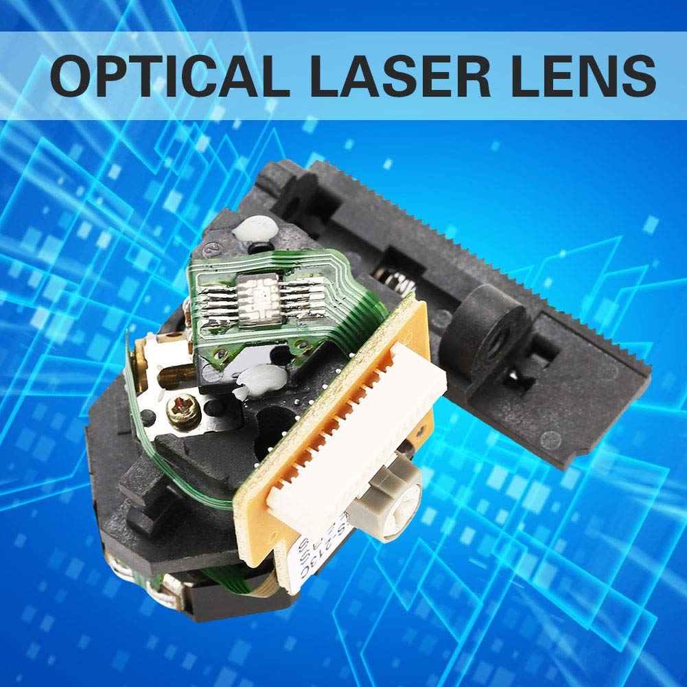 Optical Pick-Up Laser Lens Mechanism, Walfront KSS-213C Optical Pick-Up Laser Lens Mechanism Optical Drive Replacement Parts Compatible For CD/VCD by Wal front (Image #5)