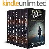 DETECTIVE MICHAEL ANGEL BOOKS 1–7 seven gripping crime mysteries box set