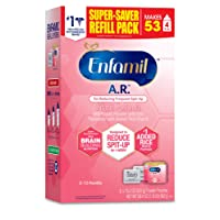 Enfamil A.R. Infant Formula - Clinically Proven to Reduce Spit-Up in 1 week - Refill...