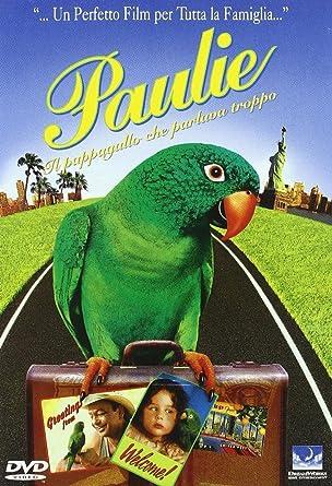 paulie le perroquet