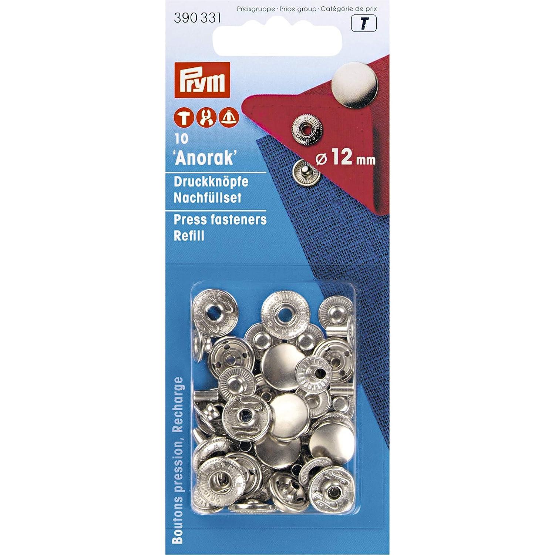 boutons press anorak 12mm cal laiton arg recharge amazon fr cuisine maison