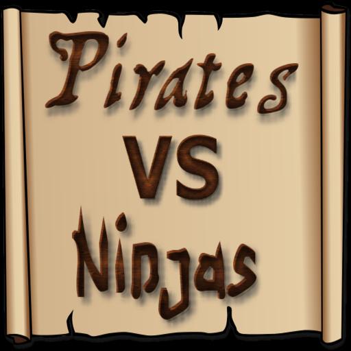 Pirates VS Ninjas Assault