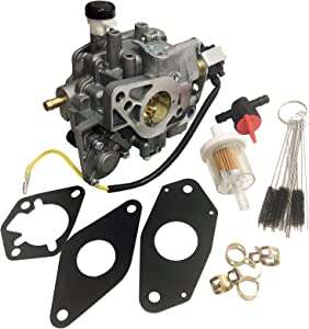 LanternParts New Replacement Carburetor for Kohler 2485334S 24-853-34-S 2485315 John Deere No. AM129716 Fits Kohler CH20 CH22 CH25 CH26 CH640 Models
