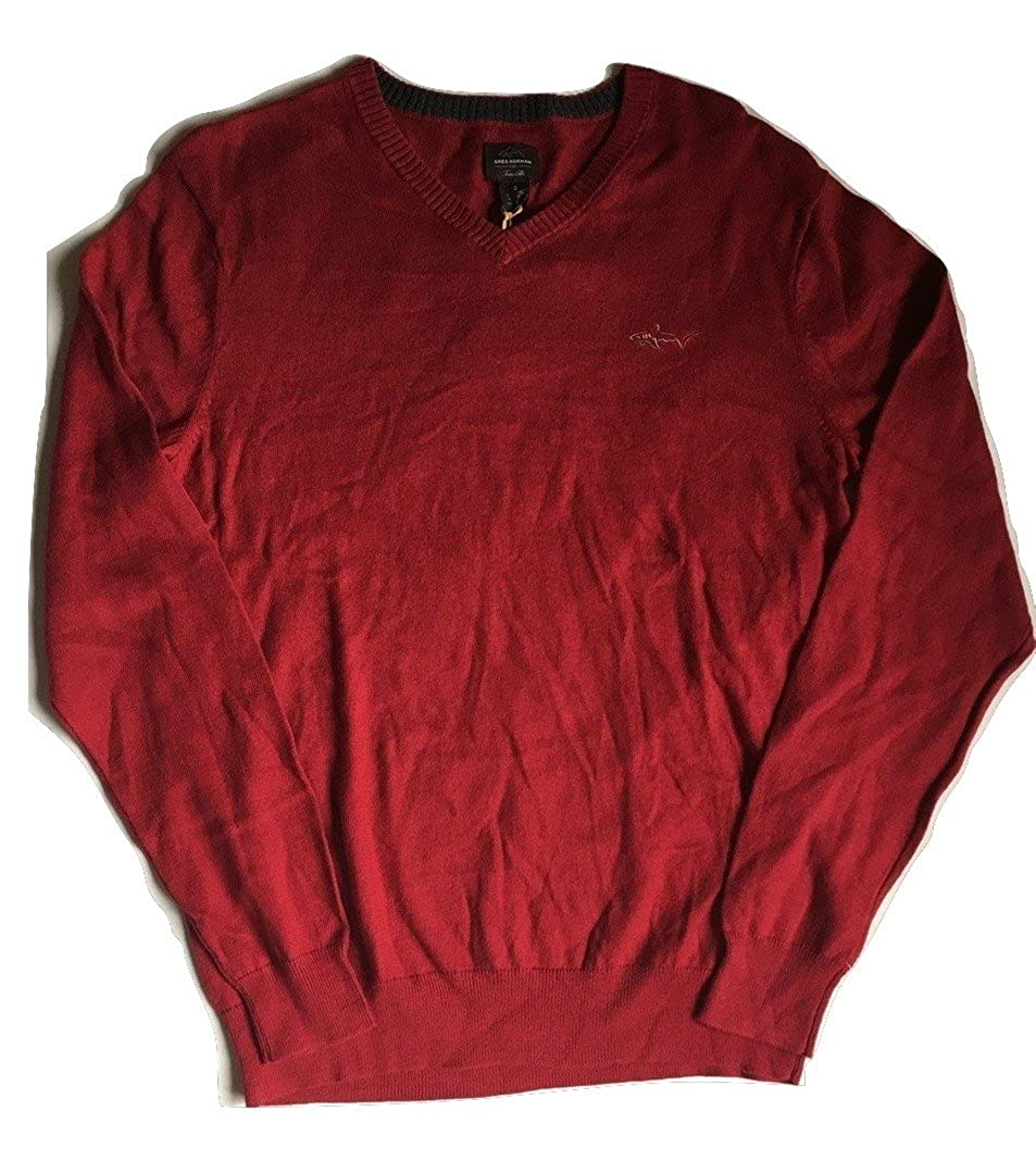 bcf526f4a94f Top 10 wholesale Red V Neck Sweater For Men - Chinabrands.com