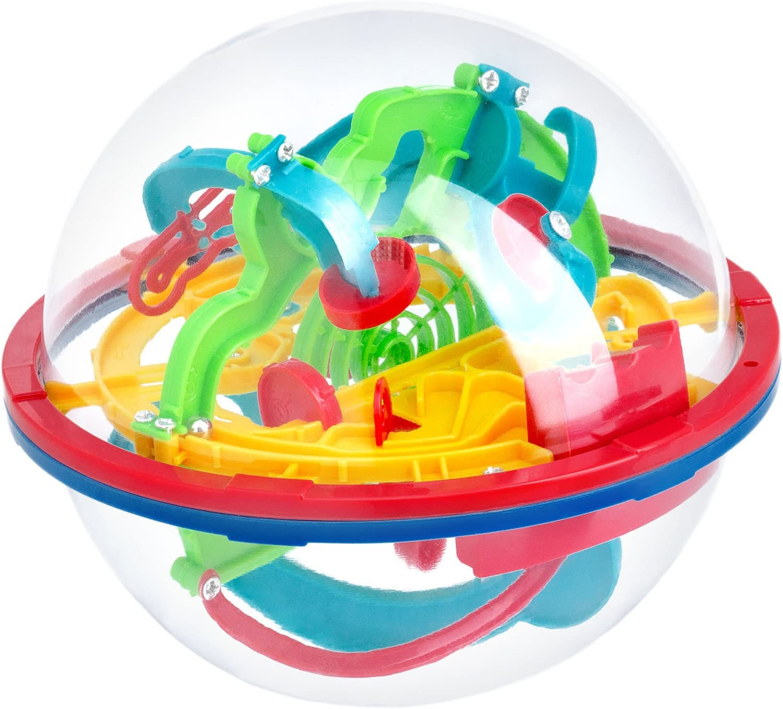 Best Purchase Puzzle Bola Laberinto 3D | Pelota Pasatiempos Laberinto | Juego Puzzle mágico intelecto Educativo | Esfera puzle didáctica PERPLEXUS | Puzzle 3D Rompecabezas: Amazon.es: Juguetes y juegos