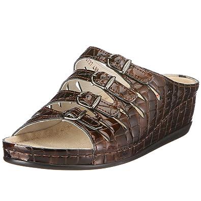 Atlanta Hassel 00737, Chaussures femme - blanc (blanc), 41.5 EUBerkemann
