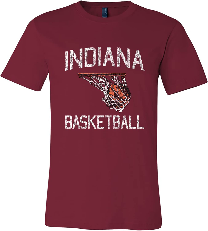 unisex shirt NCAA Basketball team t-shirt comfortable tees with IPFW logo